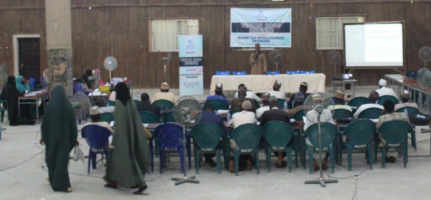Shariah Intelligence Training IET tafsir Hall